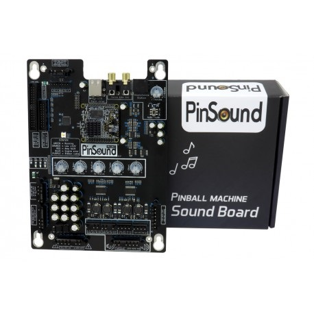 Planetary Pinball PinSound Plus Sound Board (WPC, WPC95